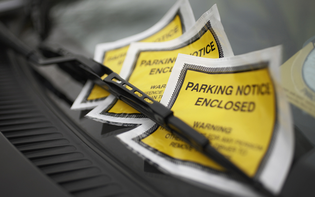 Carousel Car Parking Penalty Notices